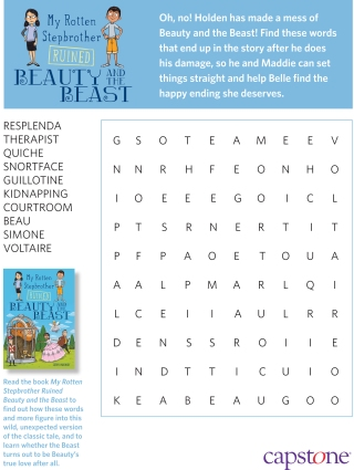 BeautyandtheBeastWordSearch-Capstone