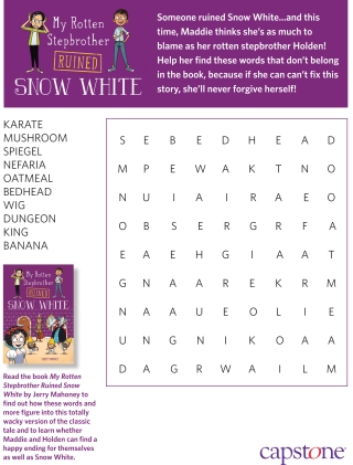SnowWhiteWordSearch-Capstone